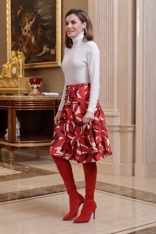 Stivali cuissard: sensualità e altezza. Ma non a tutte