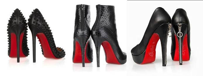 scarpe rosse louboutin