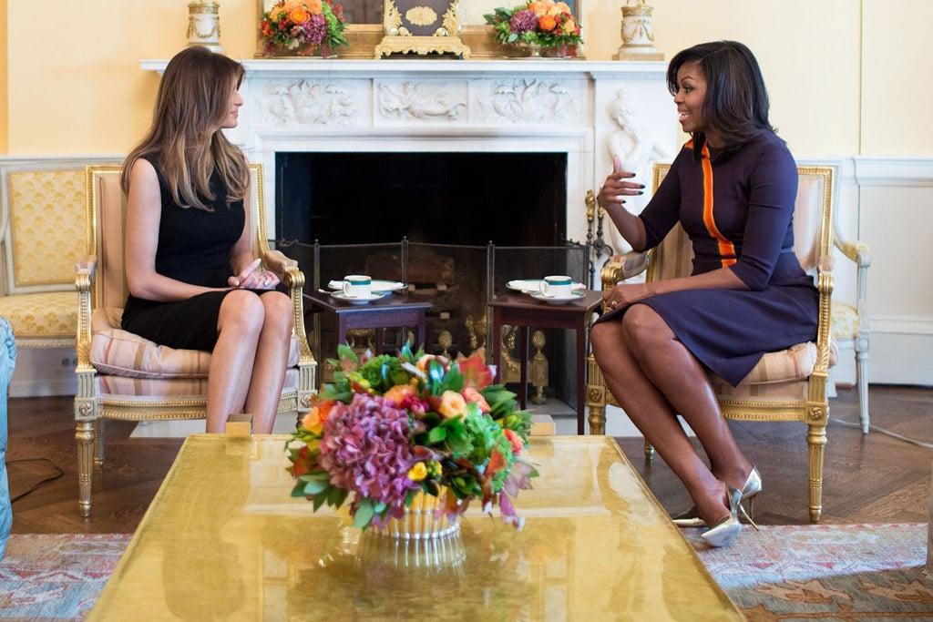 melania-trump-michelle-obama