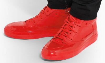 scarpe-rosse-alte-uomo-balenciaga