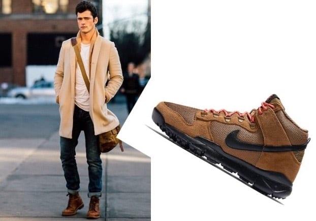 uomo-street-style-new-york-stivali-jeans-scarpe-nike