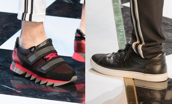 new concept 74a85 484a5 Sneaker D&G uomo, 10 modelli scelti da noi - Scarpe Alte ...
