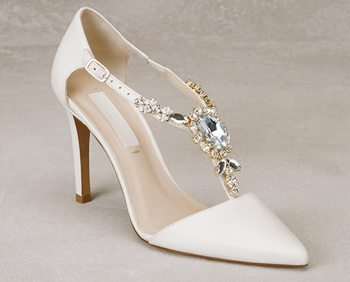 pronoviasalda scarpe sposa