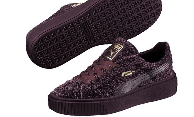scarpe puma nastro
