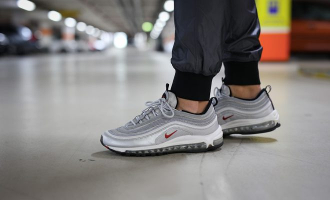In Linea Nike Air Max 97 Ul 17 Light Carbonbianche Rose