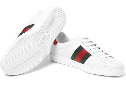 CALZATURE - Sneakers & Tennis shoes basse Gucci q8AYnyEod