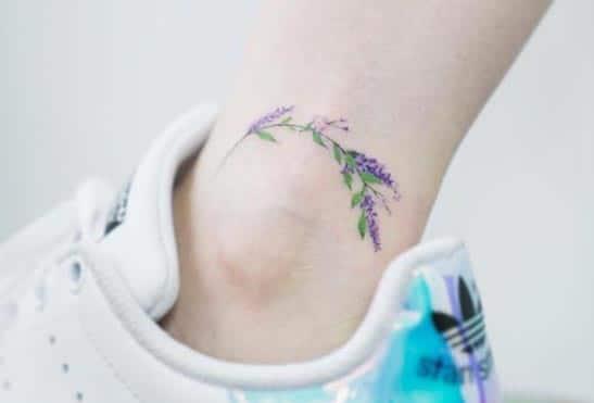 tattoos-caviglia-donna