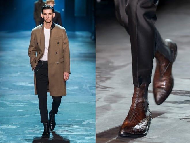 Berluti uomo inverno 2017 2018 scarpe e vestiti foto for Ma maison scarpe