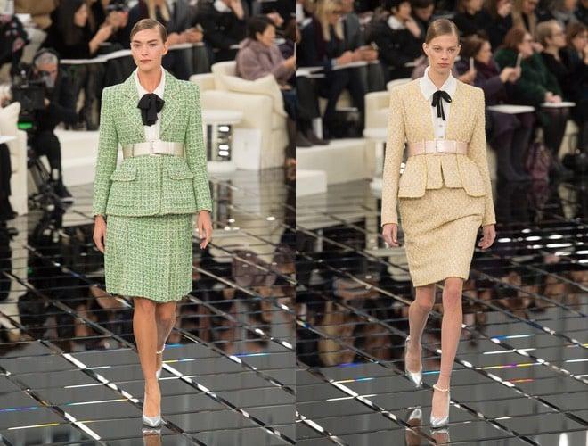 Chanel scarpe alta moda estate 2017 tacchi e tailleur for Chanel alta moda