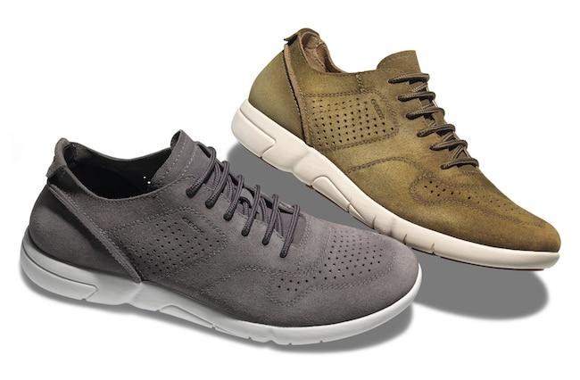 Geox uomo, scarpe primavera estate 2017. Foto e prezzi