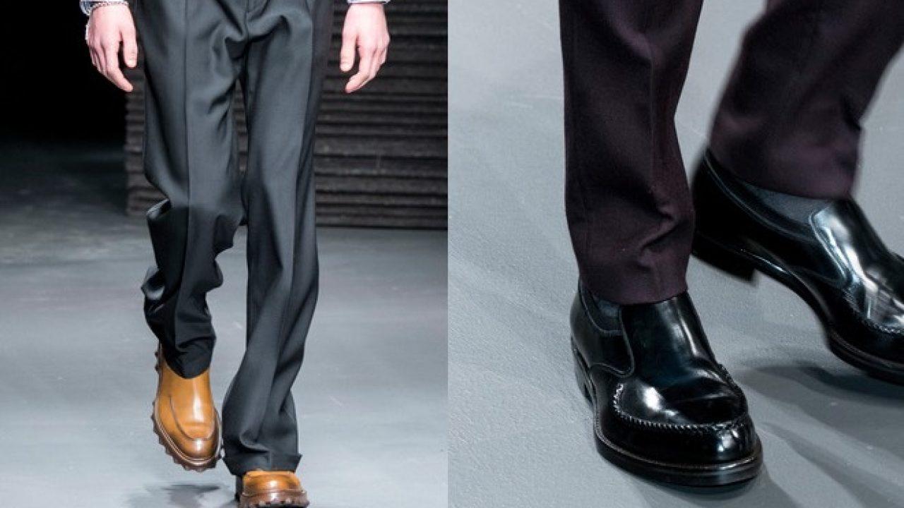 Ferragamo uomo scarpe e vestiti primavera estate 2018