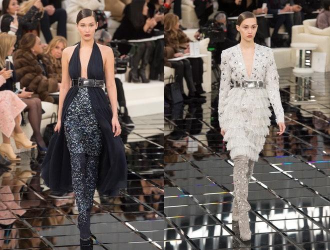 Conosciuto Chanel scarpe alta moda estate 2017, tacchi e tailleur. Foto  DX93