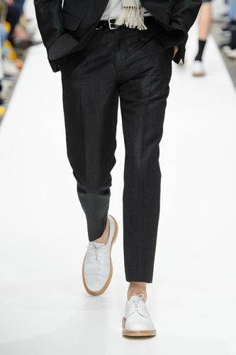 Howell scarpe bianche uomo estate