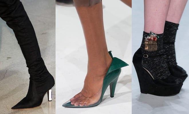 Le scarpe donna inverno 2017-2018. Le tendenze e i modelli ... eacf4654e9e