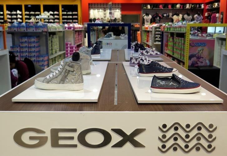 Geox negozio roma