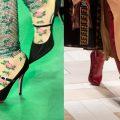 sfilate Milano scarpe inverno 2017-2018