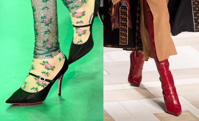 scarpe che