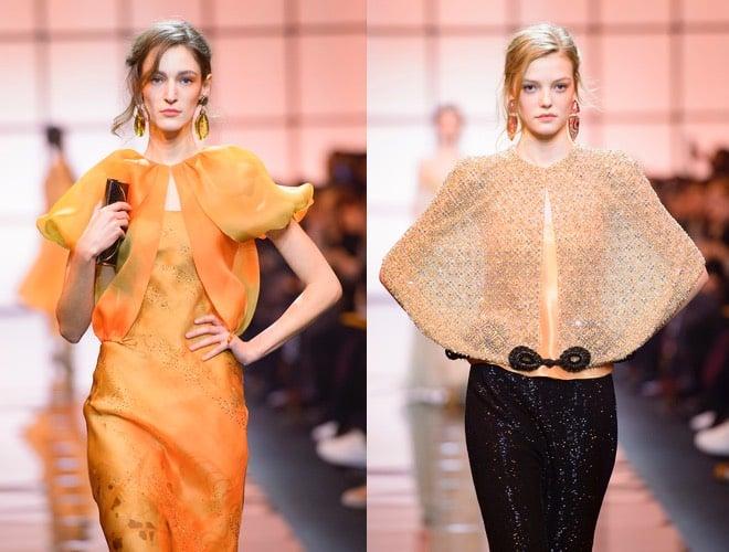 Armani alta moda donna estate 2017