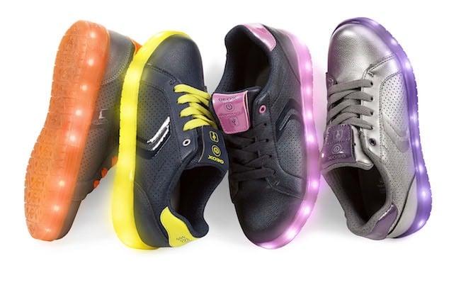 Geox, scarpe per bambini autunno inverno 2017-2018. Catalogo e prezzi -  Scarpe Alte - Scarpe basse
