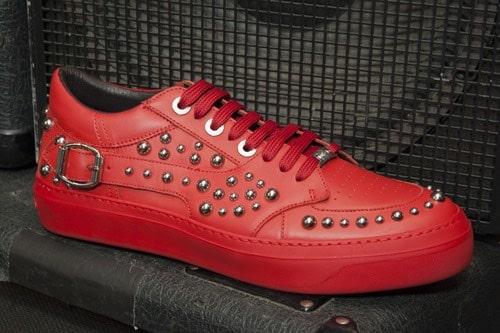 10 scarpe rosse per l'estate 2017 uomo (anche sandali