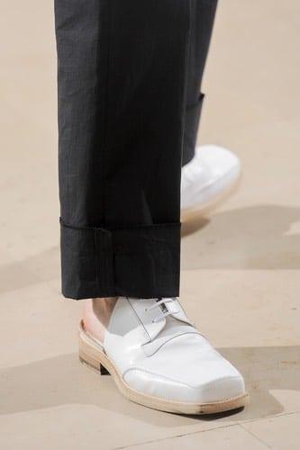 Margiela scarpe aperte uomo estate 2017