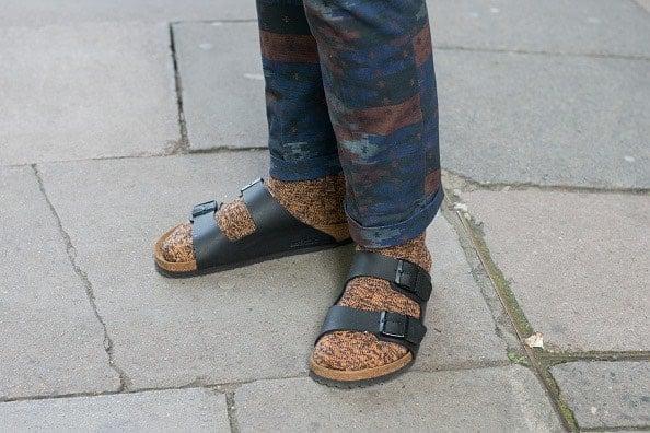 Richard Biedul sandali