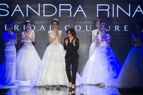 Rinaudo sfilata sposa 2017