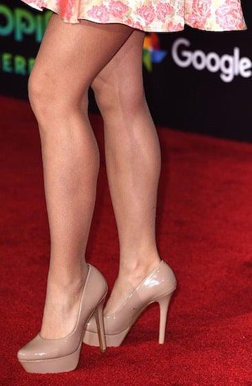 Shakira scarpe