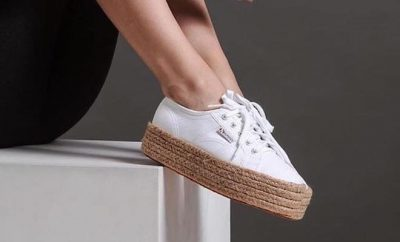 Superga sneakers donna estate 2017