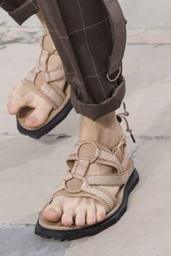 Vuitton uomo sandali estate 2017