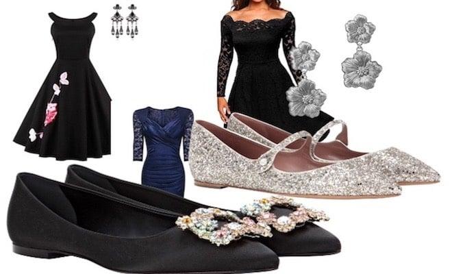 check-out d2e4e 7d05e Ballerine eleganti da cerimonia. Foto e prezzi - Scarpe Alte ...