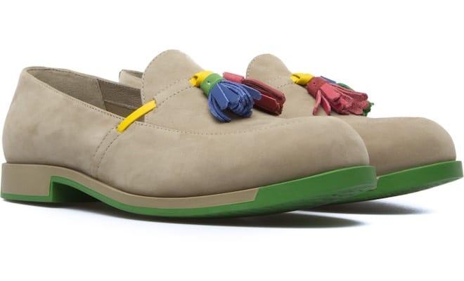 camper moda uomo scarpe 2017