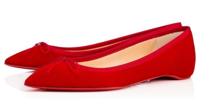 louboutin scarpe rosse