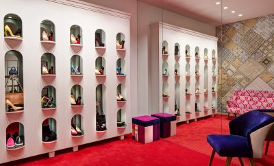 5626a0dea8a7 Louboutin Italia  i negozi dove comprare le scarpe Louboutin