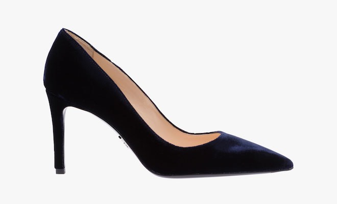 prada scarpe velluto catalogo