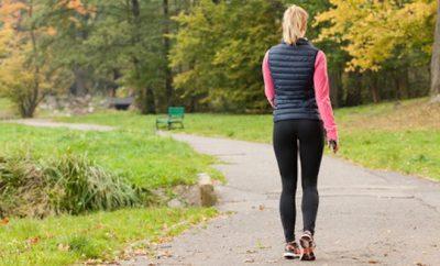 camminare programma