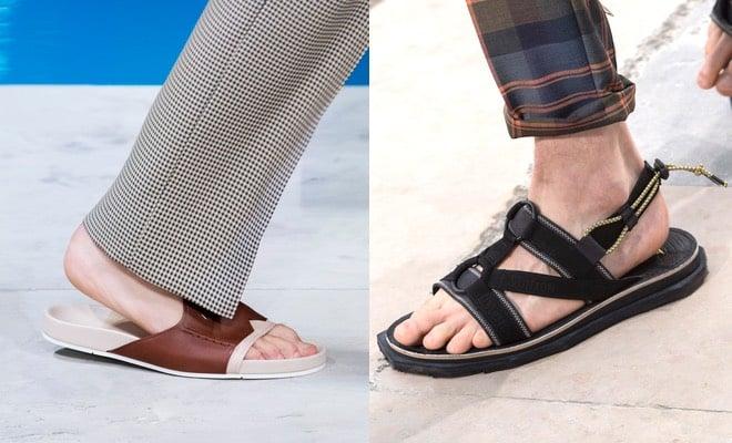 sandali estivi ciabatte uomo estate 2017