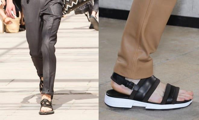 sandali pantaloni uomo estivi 2017