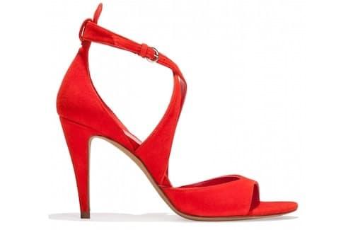 Sandali rossi Pura Lopez