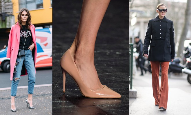 scarpe per donne basse