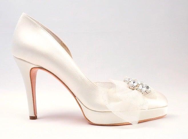 scarpe sposa bianche alessandra rinaudo