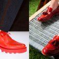 scarpe uomo rossetti armani p-e 2017