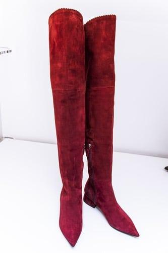 Scarpe e stivali rossi per l inverno - Pagina 12 di 20 - Scarpe Alte ... f67a74172f7