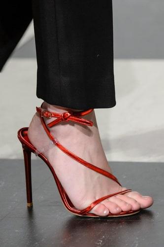 De La Renta sandali donna estate 2017