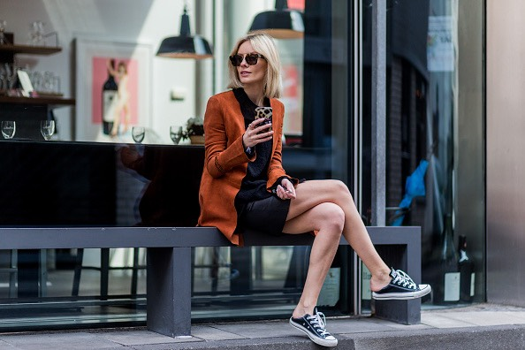 Street Style converse