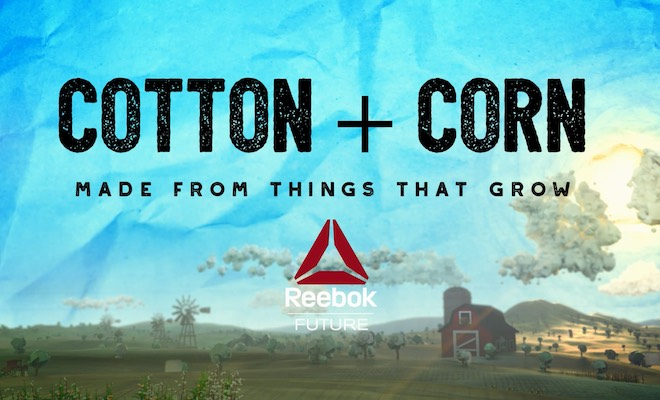 REEBOK SCARPE BIO_COTTON-CORN