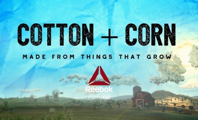REEBOK SCARPE BIO_COTTON-CORN