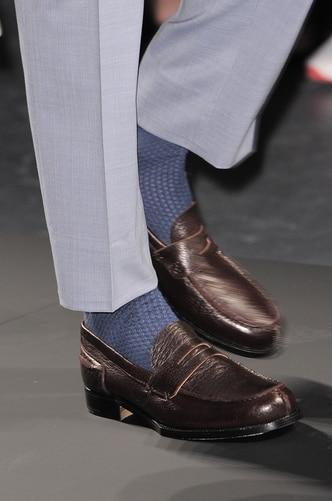 Zegna scarpe uomo
