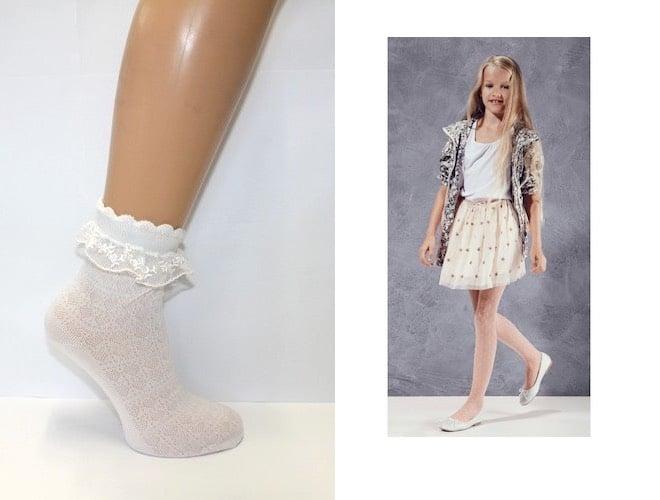 calze cerimonia bambini