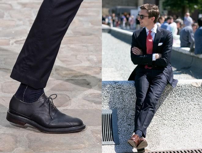 calze da uomo estate abbinamenti